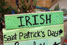 St. Patrick's Day Inspiration / by Nina Says Blog