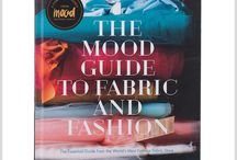 The Mood Guide To Fabrics And Fashion / Take a look inside the Mood Fabrics Guide To Fabric And Fashion book now available!!