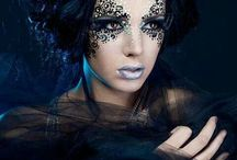 Illamasqua Inspiration / Maquillaje, looks, productos, Campañas, todo lo que tenga que ver con Illamasqua!