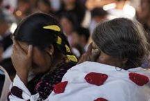 :Marginación de los indígenas y envejecimiento progresivo de la población