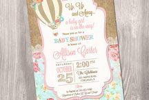 Balloon party theme