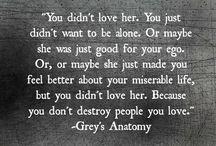 Grey's Anatomy<3