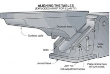 jointer tune up