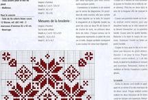 십자수 패턴