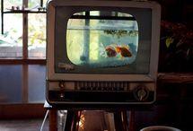 antique tvs