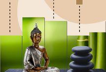 Ideas Decoración || Colores / ¿Que color predomina en tu #decoracion ? ¿Quieres saber con cuáles de nuestros cuadros combinaría a la perfección?
