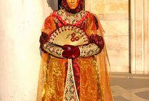 Karneval in Venedig - Kostüme & Masken