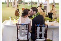 wedding chair decor / wedding chair decorations and ideas