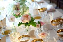 Table Decor  / by Laura McElhinney