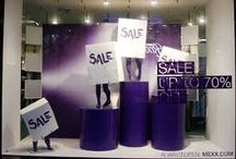 sale store display