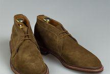 Shoes - chukkas