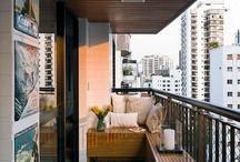 Déco balcon