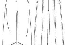 Sewing-pants
