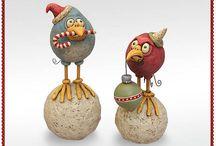 animali ceramica...