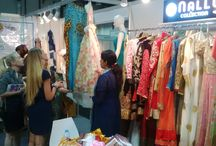 International Textile Fair Dubai 2015 / We are here to exibit at the #International Textile fair conducted at Dubai. Our followers has one more big reason to shop from us. Happy Shopping! www.NalluCollection.com #dubai #textilefair