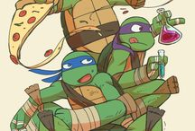 Teenage Mutant Ninja Turles