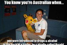 Australians will relate