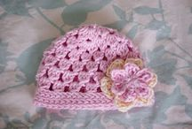 Crochet-- Hats / by Tiffany Drewry