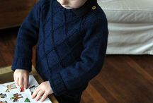 Вязание мальчикам