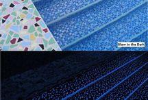 Foszforeszkáló mozaikok