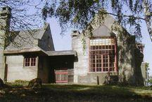 Architect: Bernard Maybeck