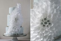 Wafer Paper Cakes / by Jenniffer White