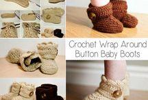 bebé crochet