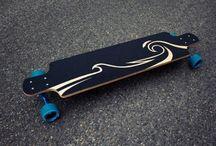 Skateboard ontwerp