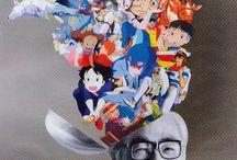 Miyazaki / A tribute to my beloved Miyazaki films / by Rachel Ramsey