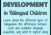 Bilingual and Sped Ideas / by Marta Aradance