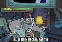 Gravity Falls / Un lugar Gravity Falls!!!