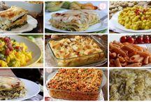primi piatti Pasquali