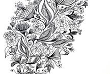 Colouring Pages ♡