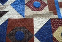 Quilt Tops I've Quilted for Others / by Grace Garrett
