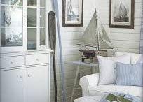 hytte / ved sjøen