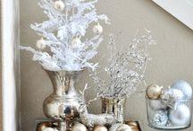 CHRISTMAS / Inspiracje związane z dekorowaniem domu na Święta Bożego Narodzenia