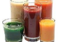 Sucos exótico e antioxidante