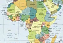 Africa / by Shelby-Lynn Dan