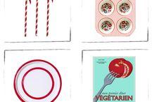 Food shopping list / Des idées, des trouvailles, jolies jolies, qui rendent la vie plus belle.