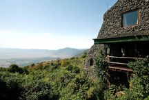 Ngorongoro Serena Safari Lodge / Considerado uno de los mejores hoteles del mundo, es uno de los establecimientos colaboradores de IEST Viajes en Tanzania.