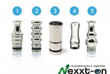 Drip tips / Discover the name of customized electronic cigarette in www.nexxton-ecig.com