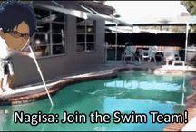 Free - Iwatobi swim club