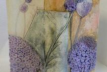 Elaine Hind Artist  ceramiek
