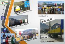 BOTTIGLIA: BRUNICO Val Pusteria 1a tappa / Ospitalità di BRUNICO alla BOTTIGLIA eco-solidale speciale incontro e primi tappi arrivati via gippone. 58° Club Frecce Tricolore sempre piu' attivo.