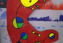 Malarstwo / Warsztaty z dziećmi