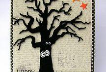 Card Ideas -Halloween