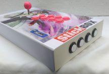 StickBOX Arcade / Modelo StickBOX.