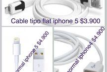 Cables para tu telefono / telefonia