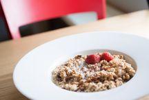 Breakfast / Snídaně