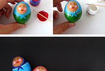 ideas to decorate easter eggs